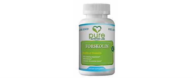 Pure Nutrition Labs Forskolin Review