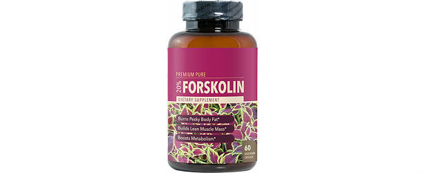 Premium Pure Forskolin Review