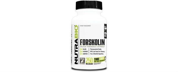 NutraBio Forskolin Review