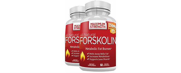 All Natural Forskolin Maximum Strength Review