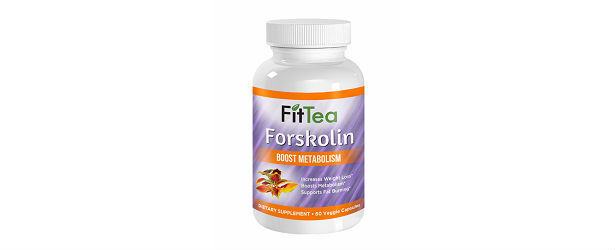 FitTea Forskolin Review