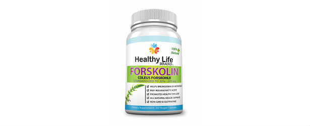 Forskolin Healthy Life Brand Review